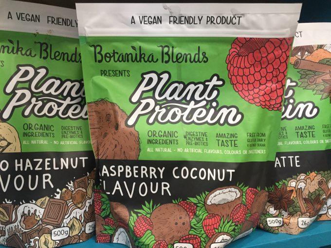 Botanika Blends Plant Protein Shakes