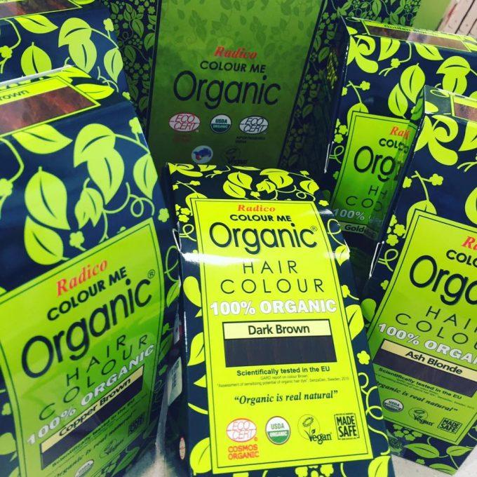 Radico Organic Hair Colour